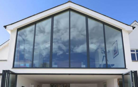 Aluminium Shaped Frames – Rhino Aluminium Ltd
