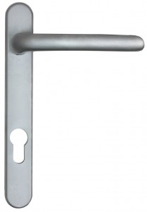 Satin Lever Handle