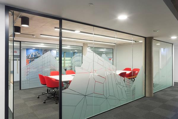 Rhino aluminium ltd for 5th door design studio
