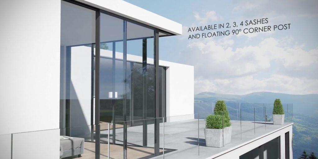 Rhino Aluminium are proud to announce this new ultraslim sliding door! & Rhino Aluminium Ltd